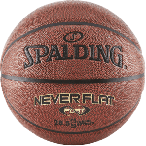 Spalding NBA Neverflat Outdoor Basketball