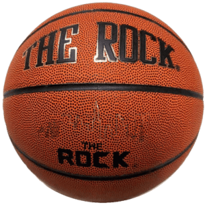 The Rock Basketball Outdoor