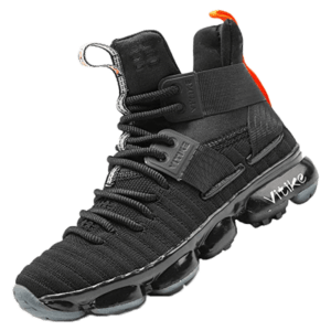 WETIKE Kid's High-Top Sneakers Outdoor Basketball Shoes Review