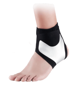 07.Likugd Ankle Brace Compression Basketball Sleeve