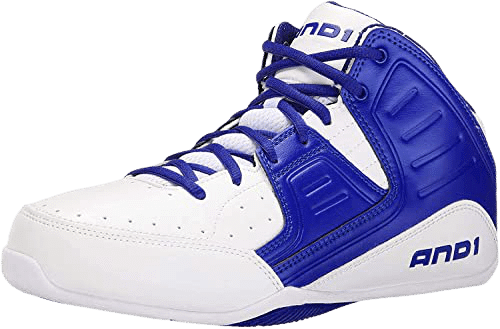 AND1 Mens Rocket 4.0 Mid Basketball Sneakers Shoes Review