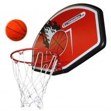 Universal Trampoline Basketball Pole, Hoop, and Backboard Review